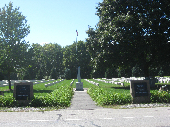 Rock Island National Cemetery, Confederate Cemetery and Arsenal